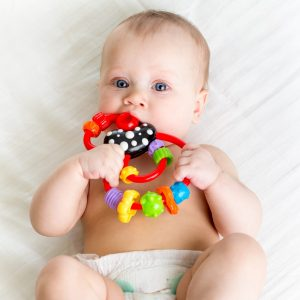 Helpful teething remedies that will help comfort your baby's sore gums. These tips are sure to soothe baby, and mom too!