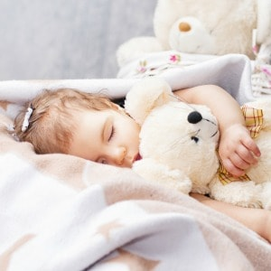 Having sleep problems with your baby or toddler? Tips for helping your child ease into a naptime schedule, plus recommended amounts of sleep for children of different ages.