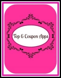 Top 6 Coupon Apps