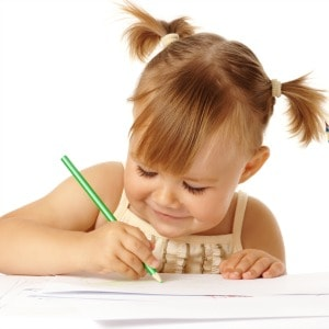 A homeschooling mom's tips for homeschooling kindergarten. Socialization tips, organizing your day, and a list of fun kindergarten curriculum ideas.
