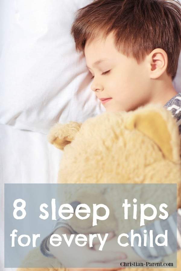 Easy tips that will help your child or toddler sleep better at night.