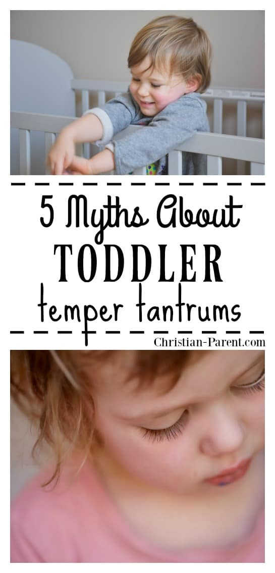 Common myths about toddler temper tantrums and how to stop them before they start.