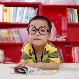 Teaching your child to take care of his or her own glasses will help them learn responsibility.