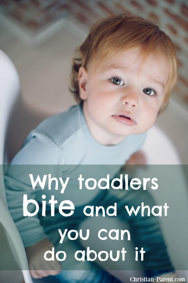 Find out the top reasons for toddler biting and what you can do about it.