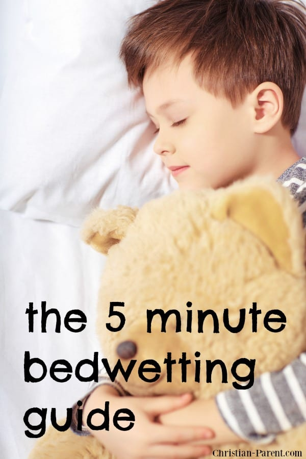 Do you have a child over the age of 5 who still wets the bed at night? Find out the common causes of bedwetting and what you can do about it.