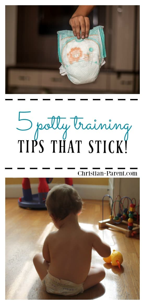 5 time-tested tips to help ensure success when potty training your toddler.